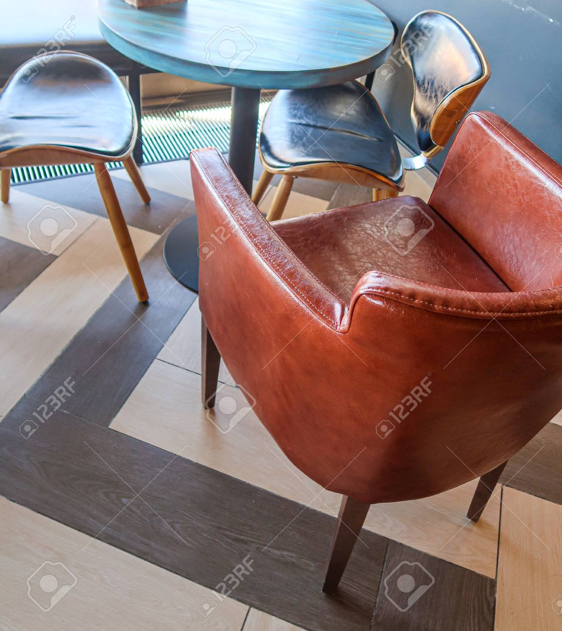 Fabulous Leather Armchair Dining Room Interior Pdpeps Interior Chair Design Pdpepsorg