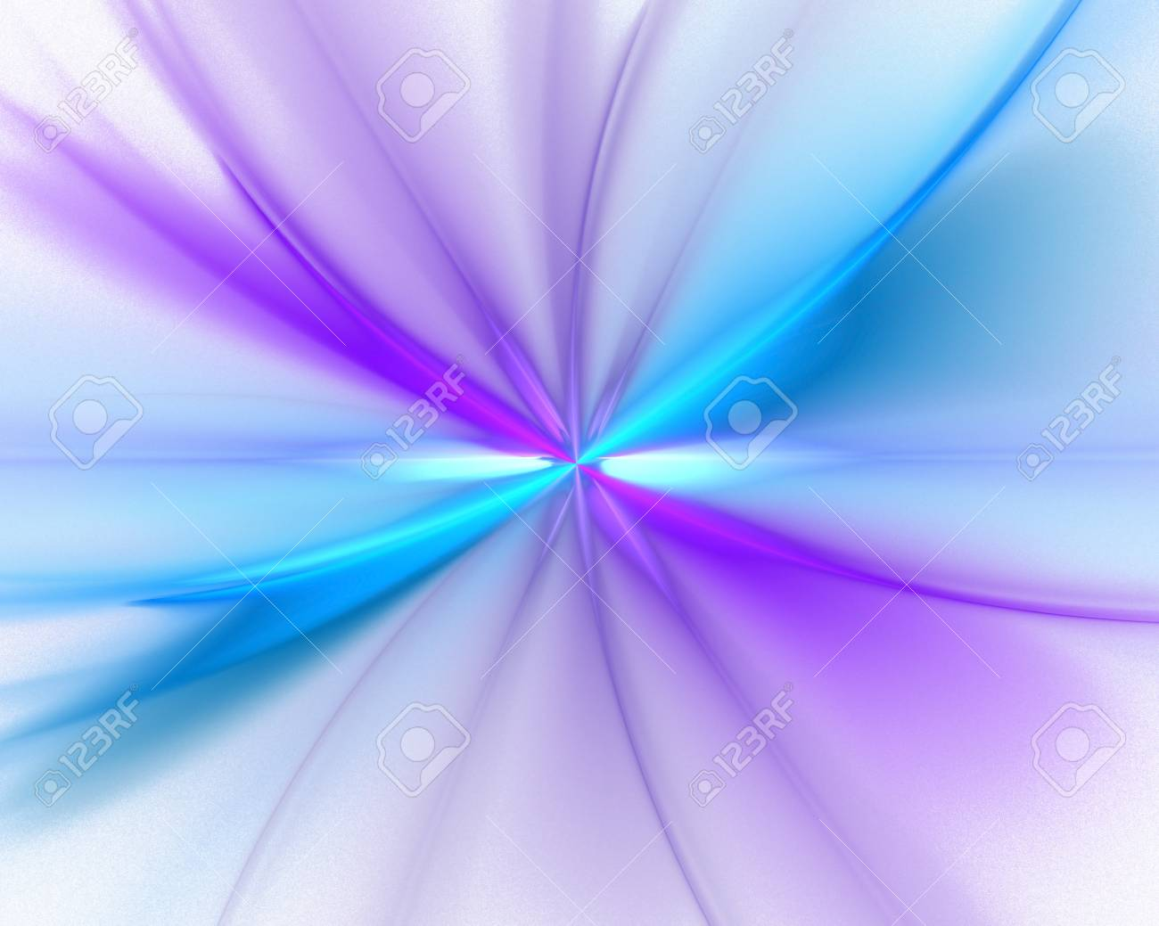 info for 7cfa5 08bec Abstract white background with purple, turquoise and blue color flower or  burst of rays in
