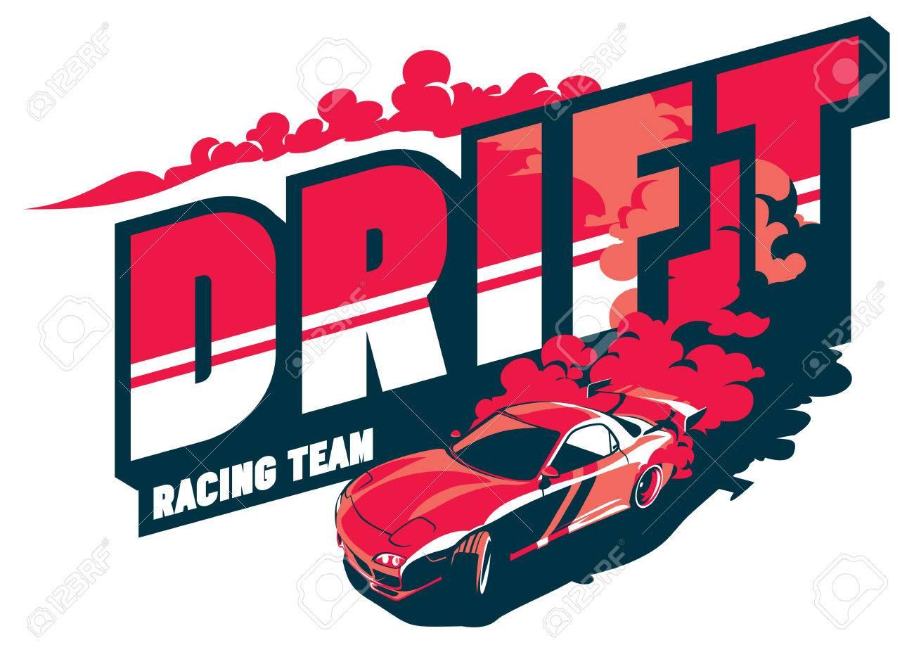 Burnout car, Japanese drift sport, Street racing - 69807636