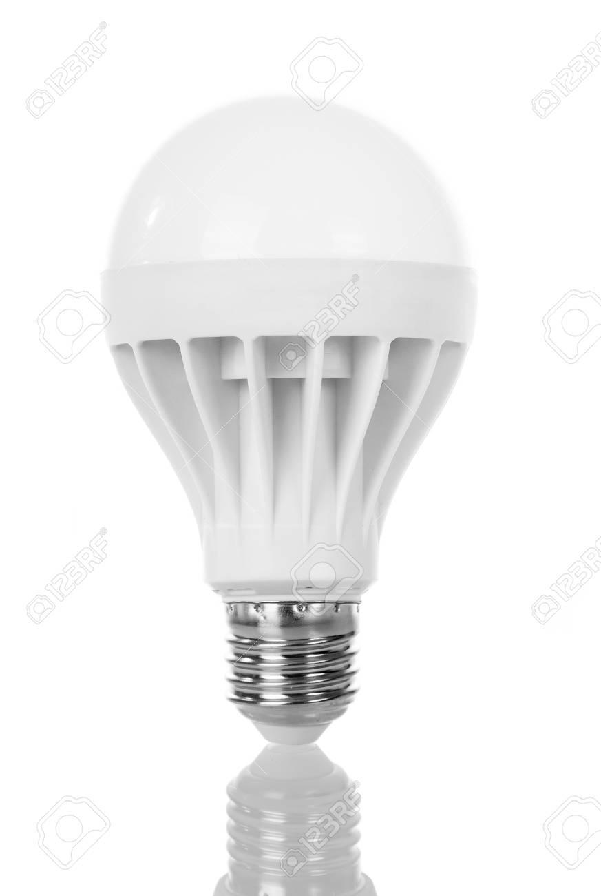 D'énergie Sur Isolée À Économie Led Blanc Lampe Fond hrxoCtsBQd