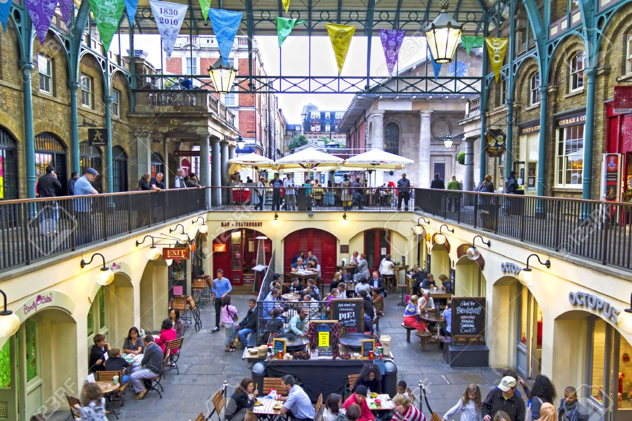 london covent garden market