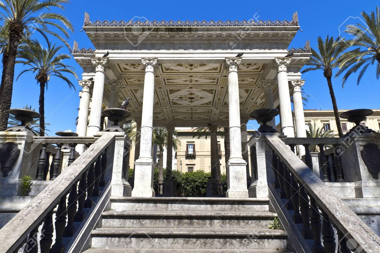 Palermo, Sicily. Teatro Politeama, opera house.