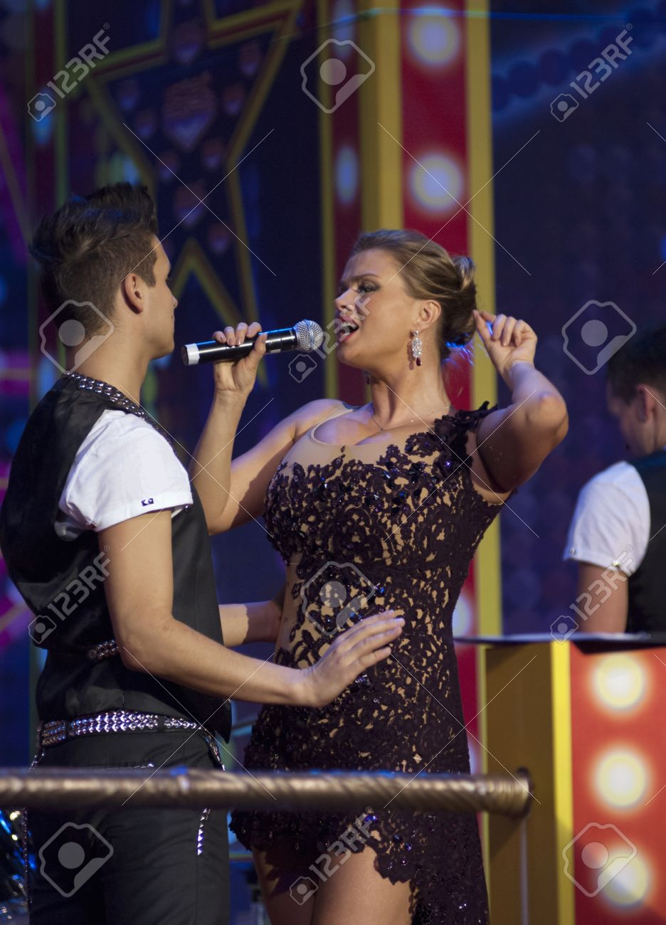 Anna Semenovich came to the Kremlin in a transparent skirt 02/15/2018 66