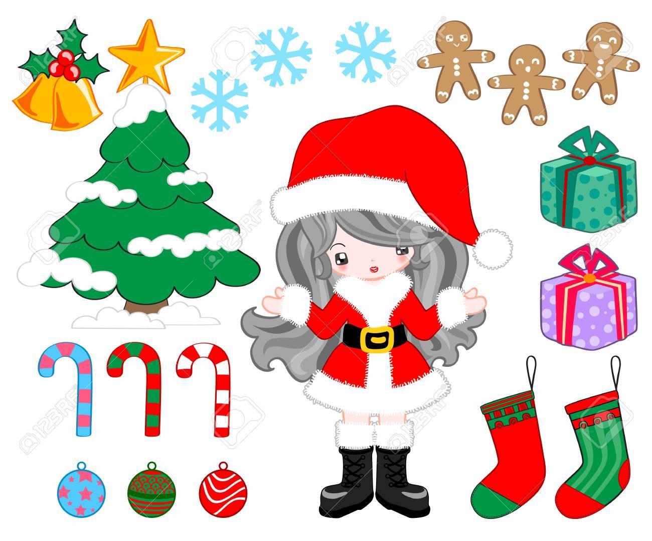 Artikel Weihnachtsfeier.Stock Photo