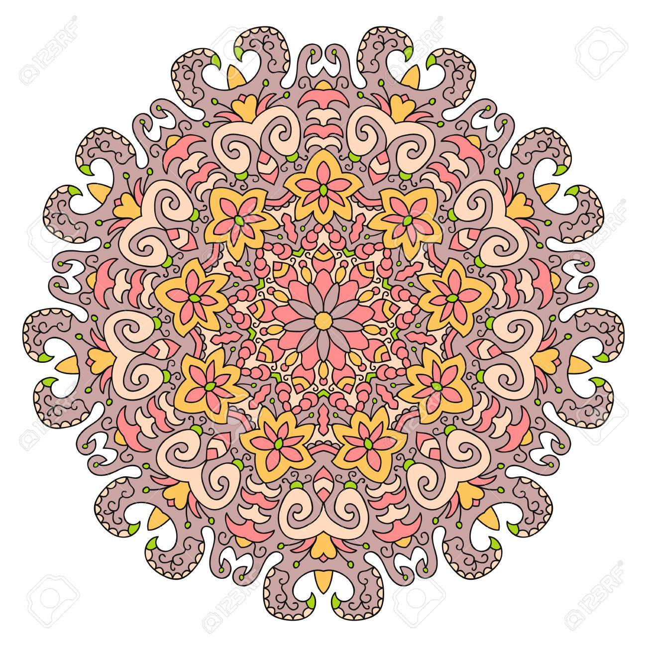 eb4ce3ca1f05 Ethnic Mandala Design