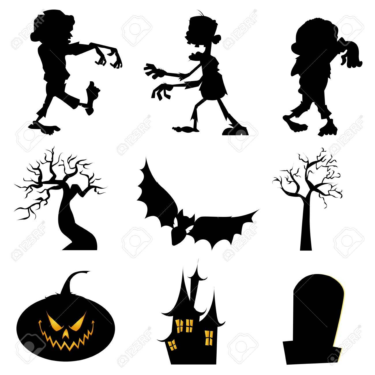 5,206 Zombie Party Cliparts, Stock Vector And Royalty Free Zombie ...