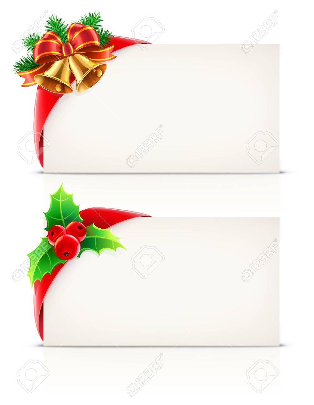 Abbildung Reihe Von Glänzenden Roten Geschenkband Um Ein Rechteck