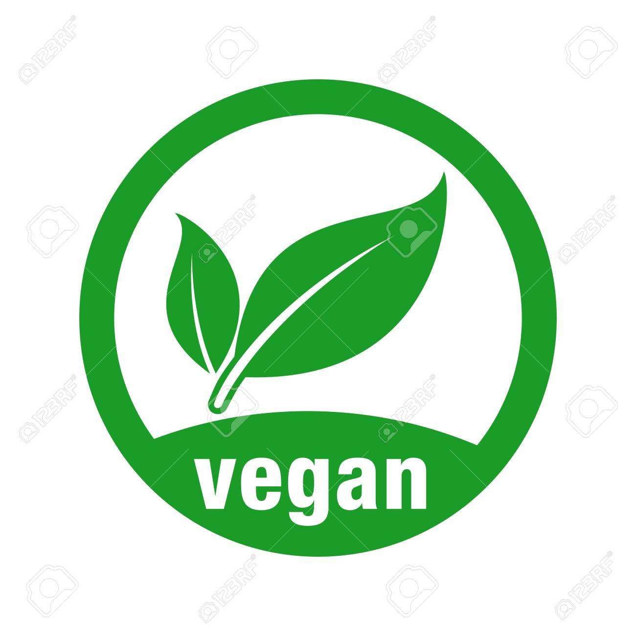 icon for vegan food - 93235931