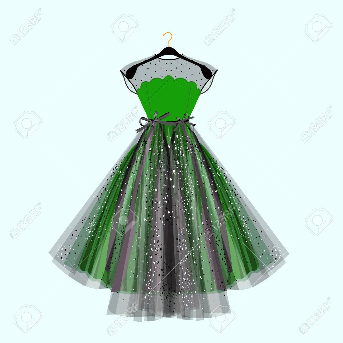 Vestidos de fiesta imitacion