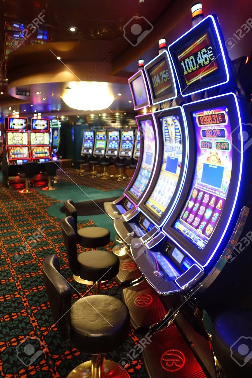 Casino odds on cruise ships