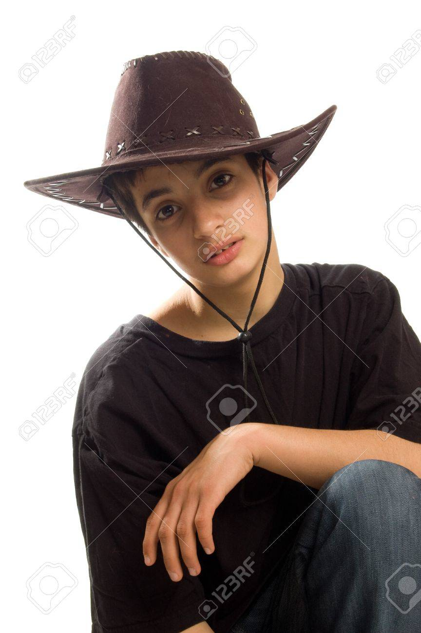 Teenager Cowboysex