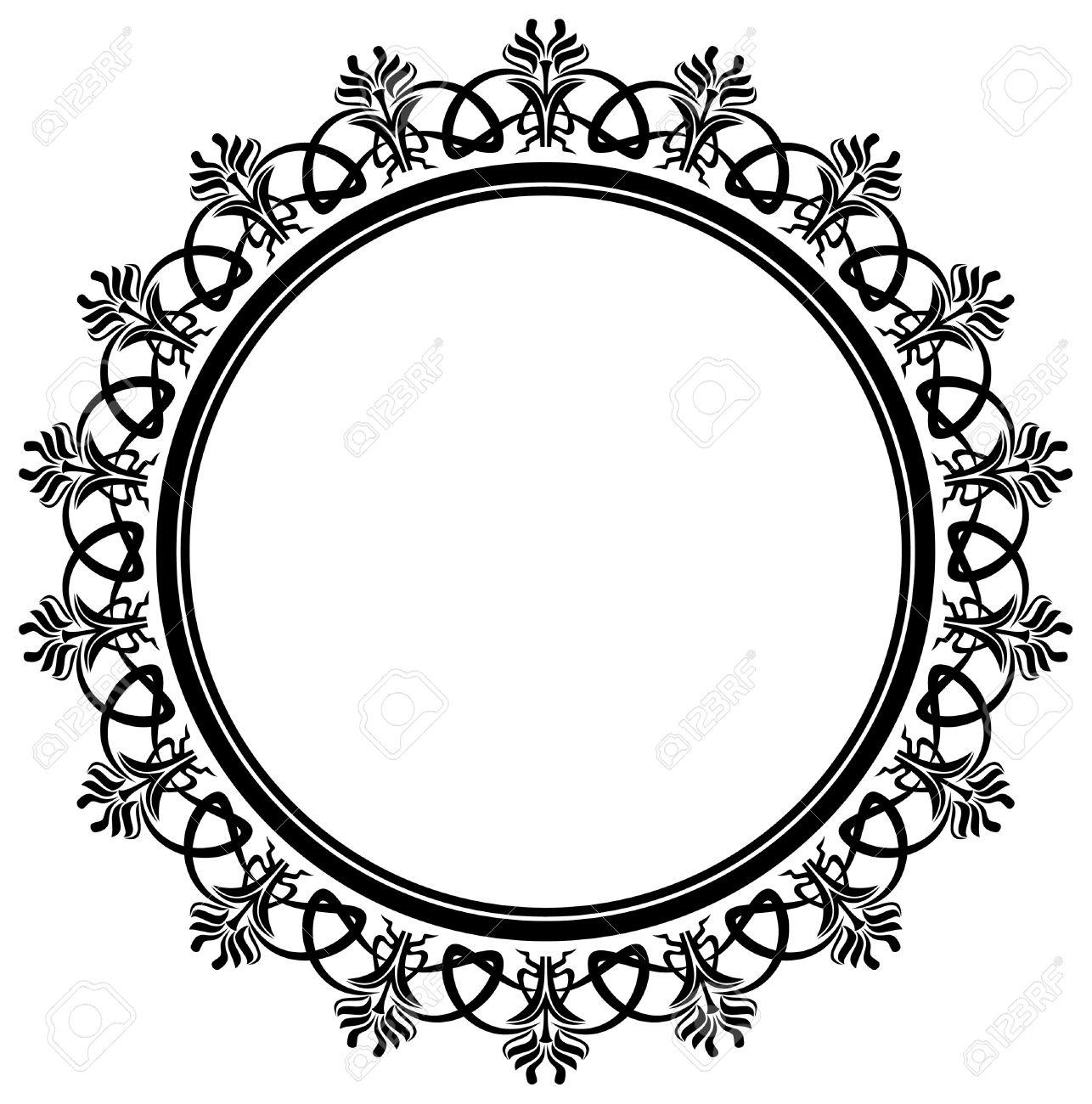 elegant frame stock vector 22139447 - Elegant Frames