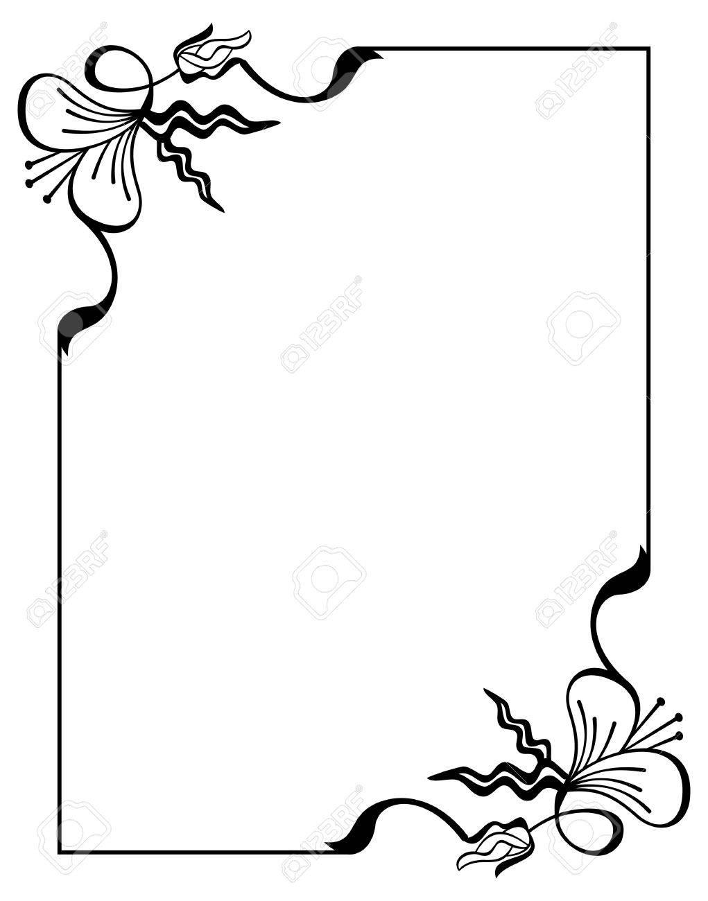 Ausgezeichnet Framing Schwarz Weiß Bilder Ideen - Rahmen Ideen ...