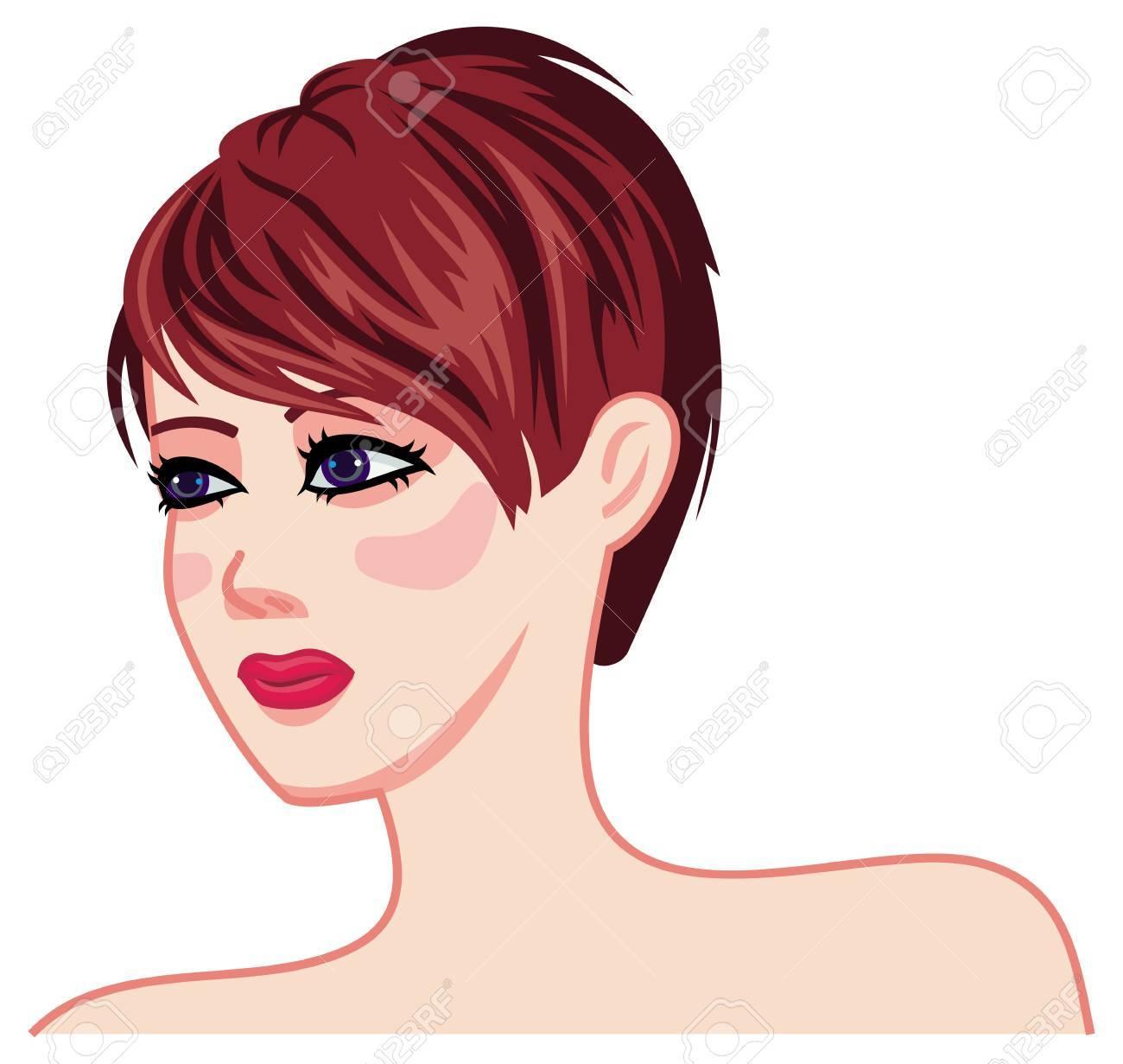 Frisuren halblanges haar braun