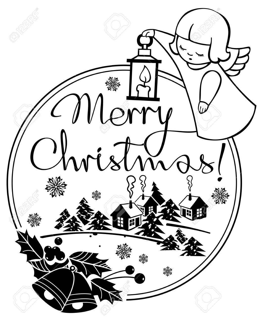 Resultado de imagen de navidad blanco y negro