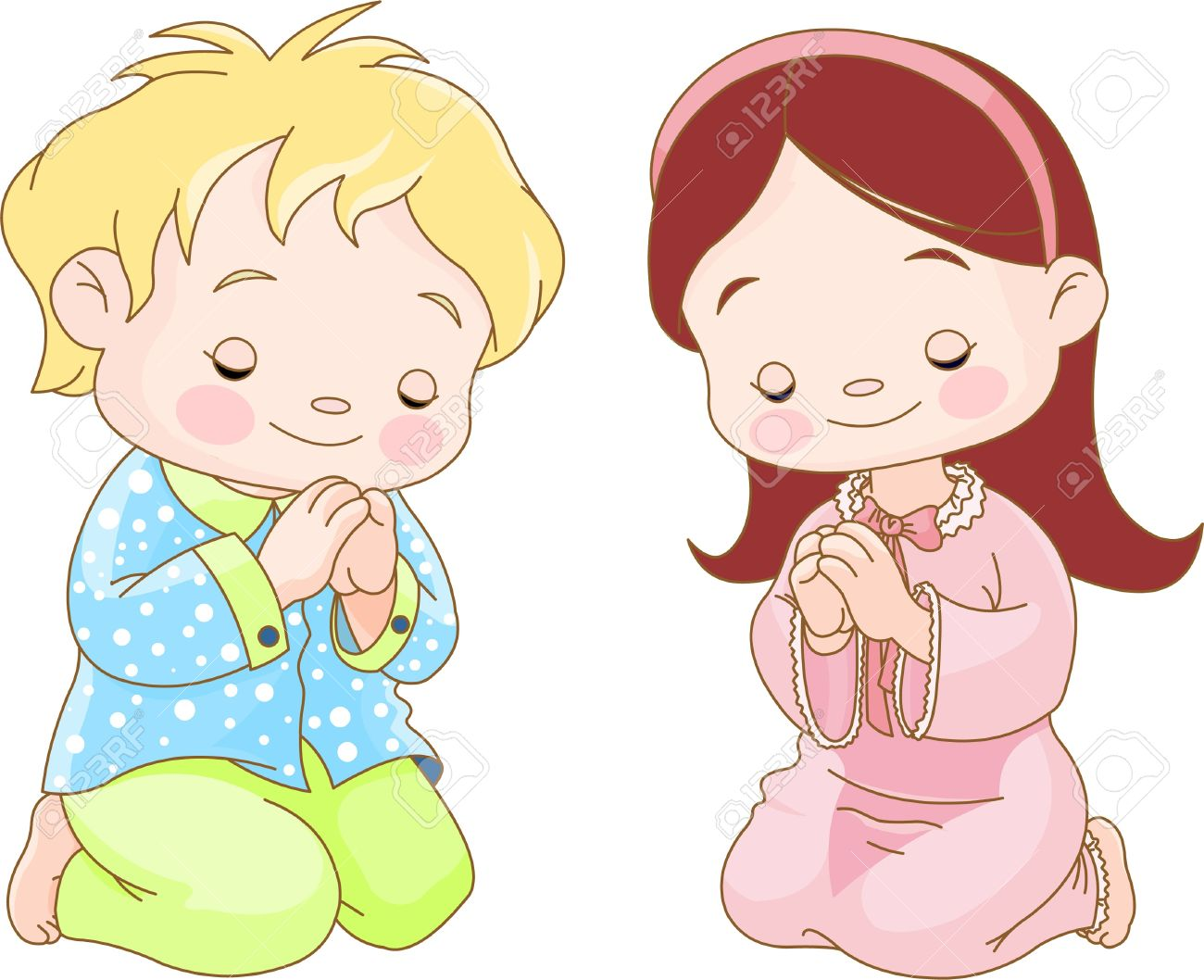 Baby Praying Angel Clipart - More information