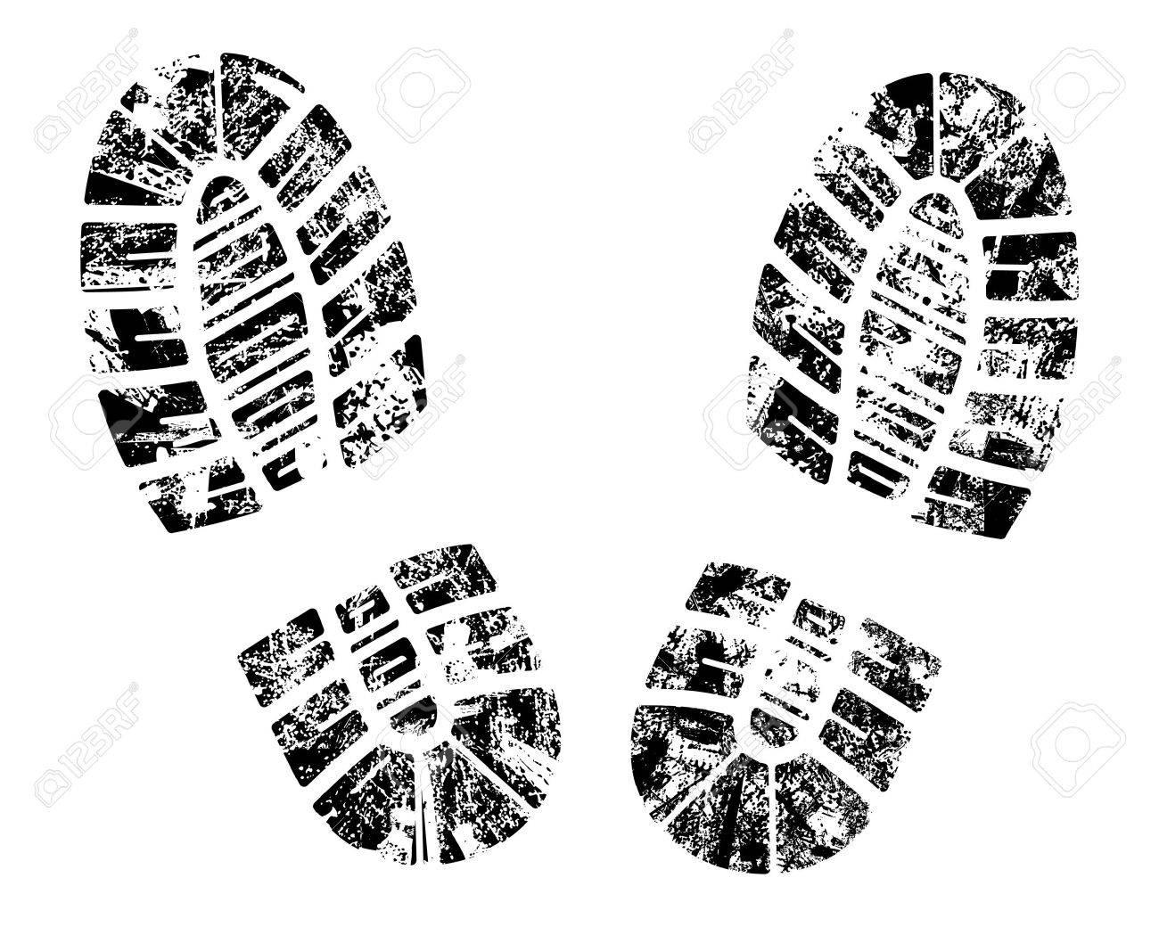 Combat Boot Print - Boot Hto