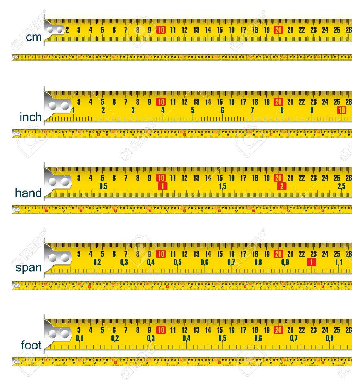 Cm、センチメートル、インチ、cm...
