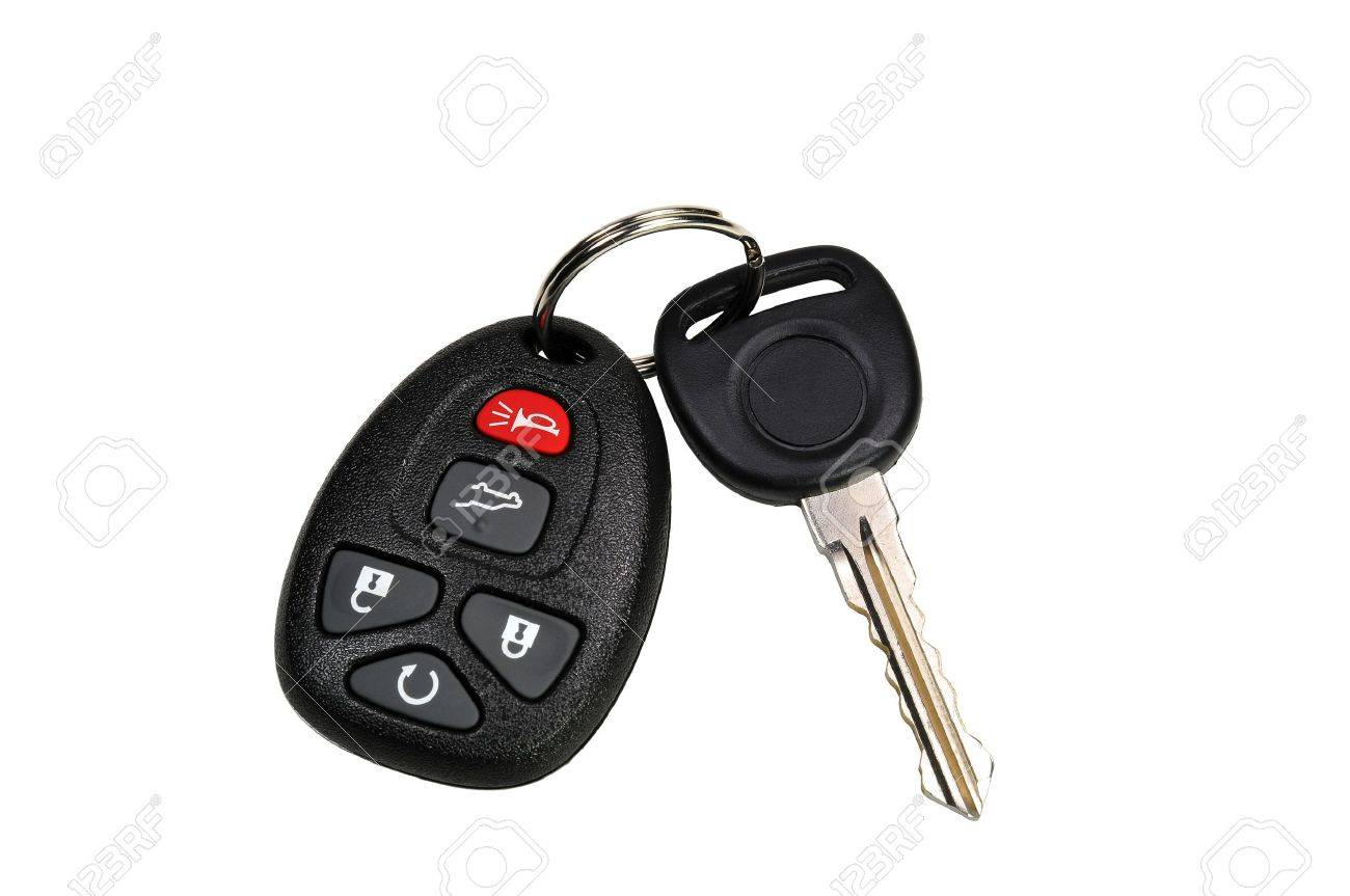 Car Keys with Remote Stock Photo - 6817086