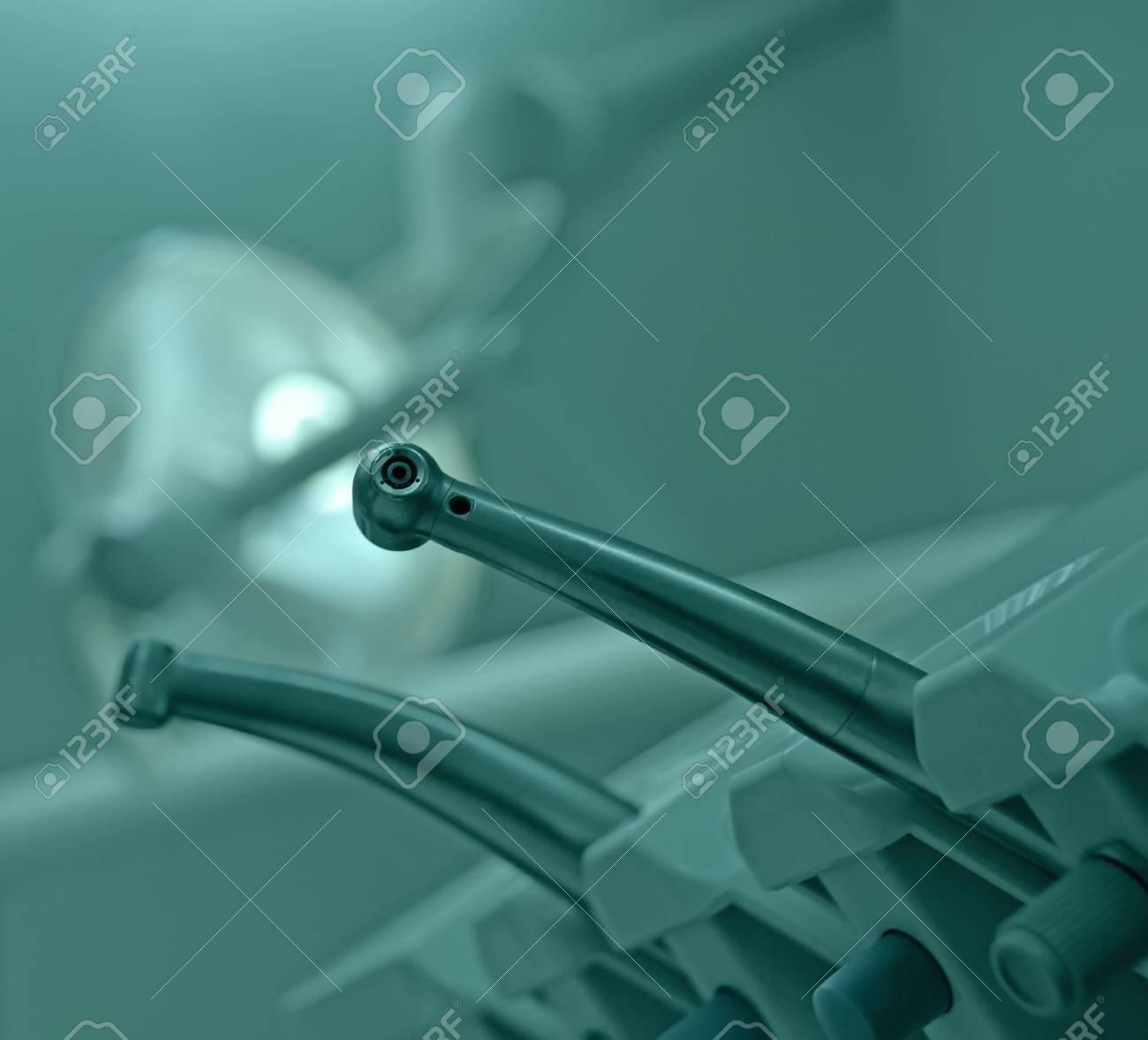Dental work place Stock Photo - 5789181