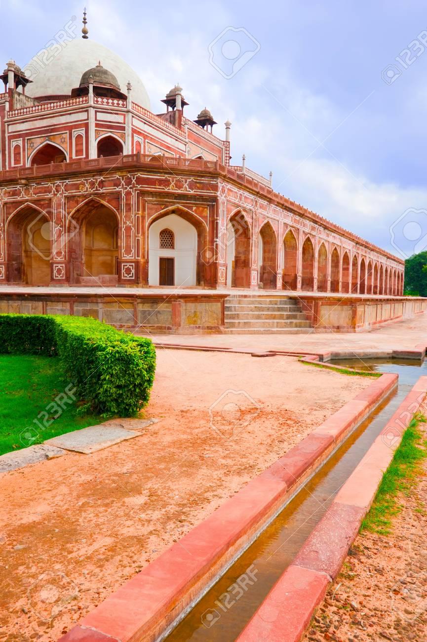 humayun s tomb india delhi uttar pradesh mughal architecture