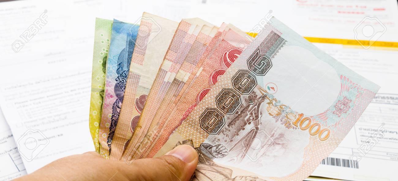 ผลการค้นหารูปภาพสำหรับ pay thai money