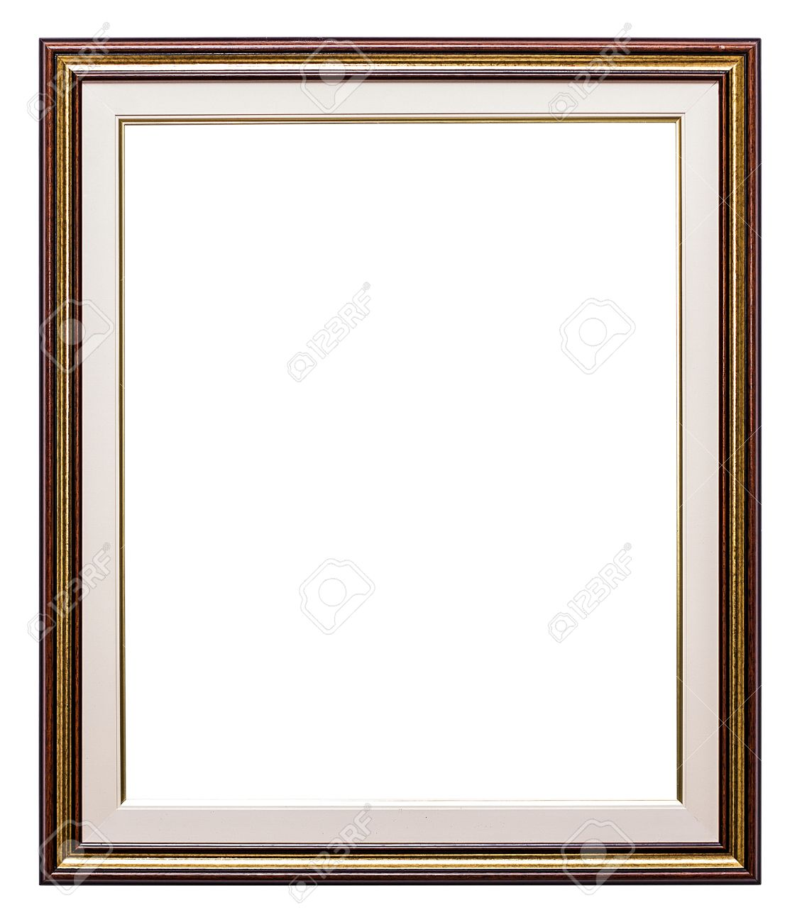 Old golden retro mirror frame no24 isolated on white background old golden retro mirror frame no24 isolated on white background stock photo jeuxipadfo Gallery
