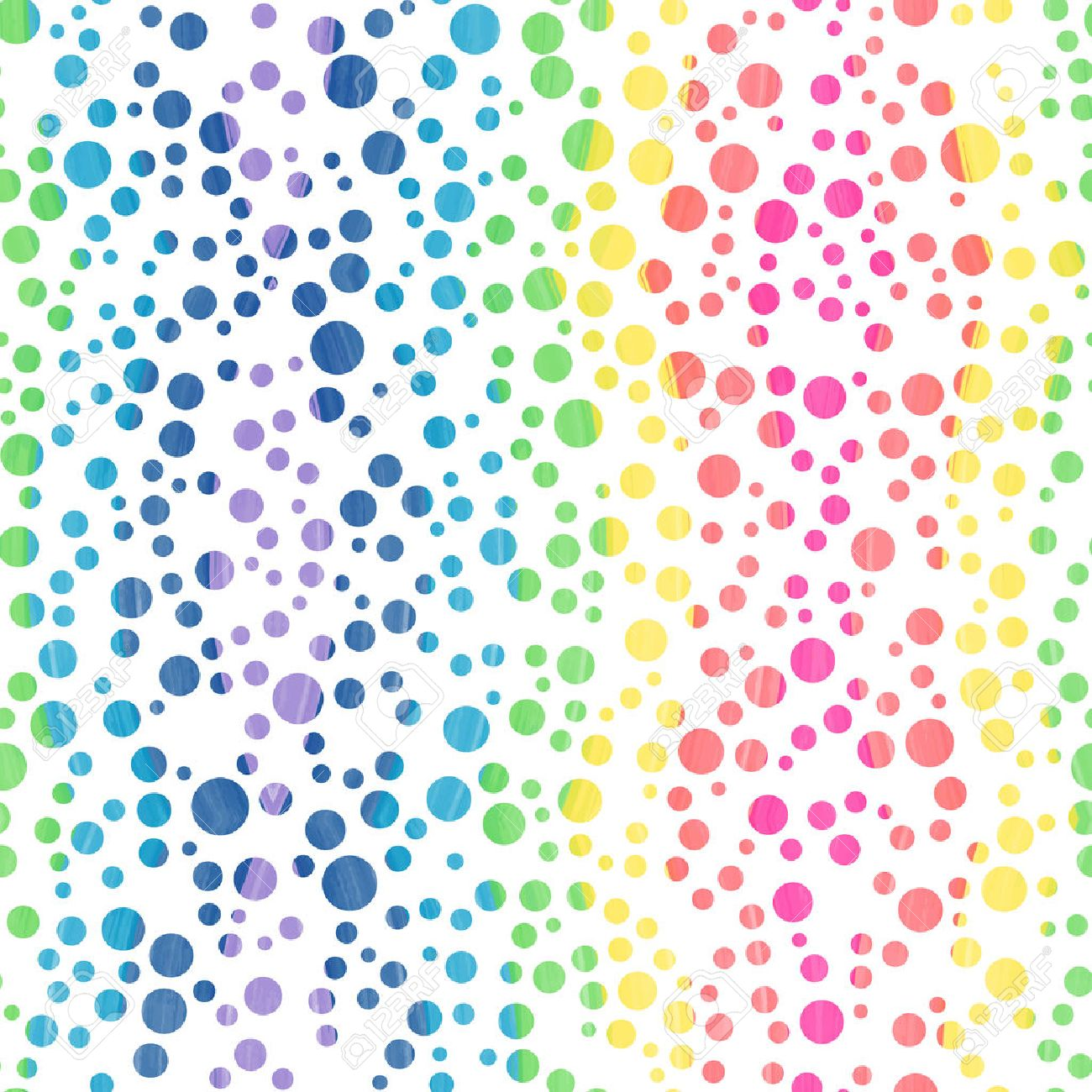 watercolor abstract seamless wallpaper colorful confetti classic