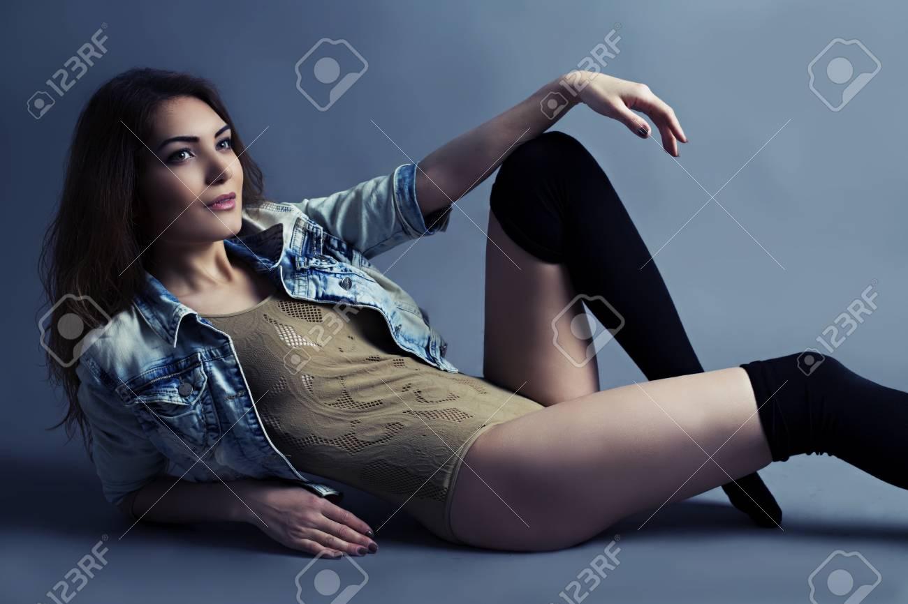 a851bdd23 Beautiful Slim Woman