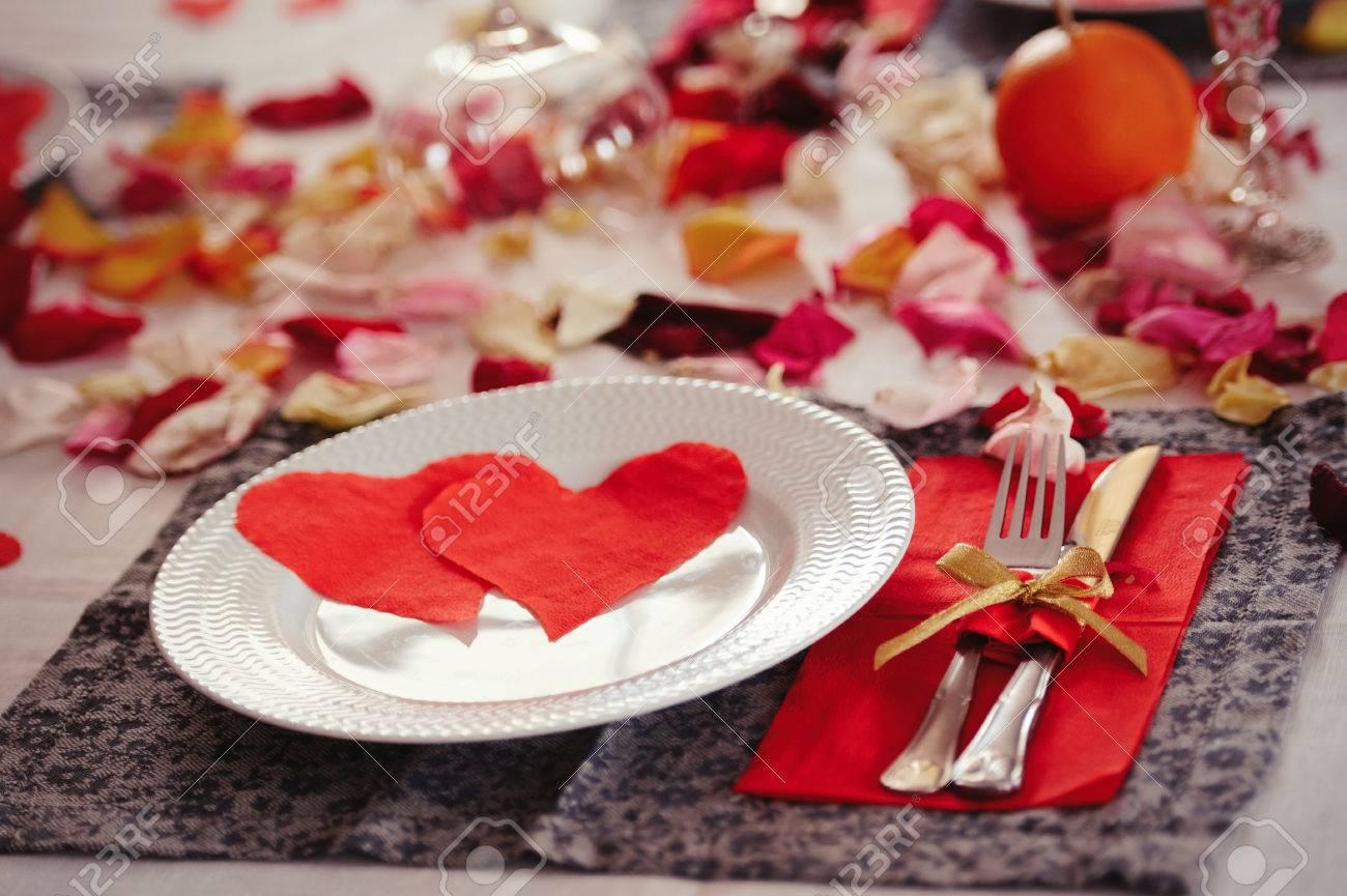 Valentinstag abend