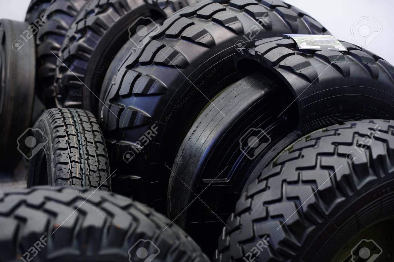 Bullet Proof Tires >> Kiev Ukraine October 12 2017 Bullet Proof Tires For Military