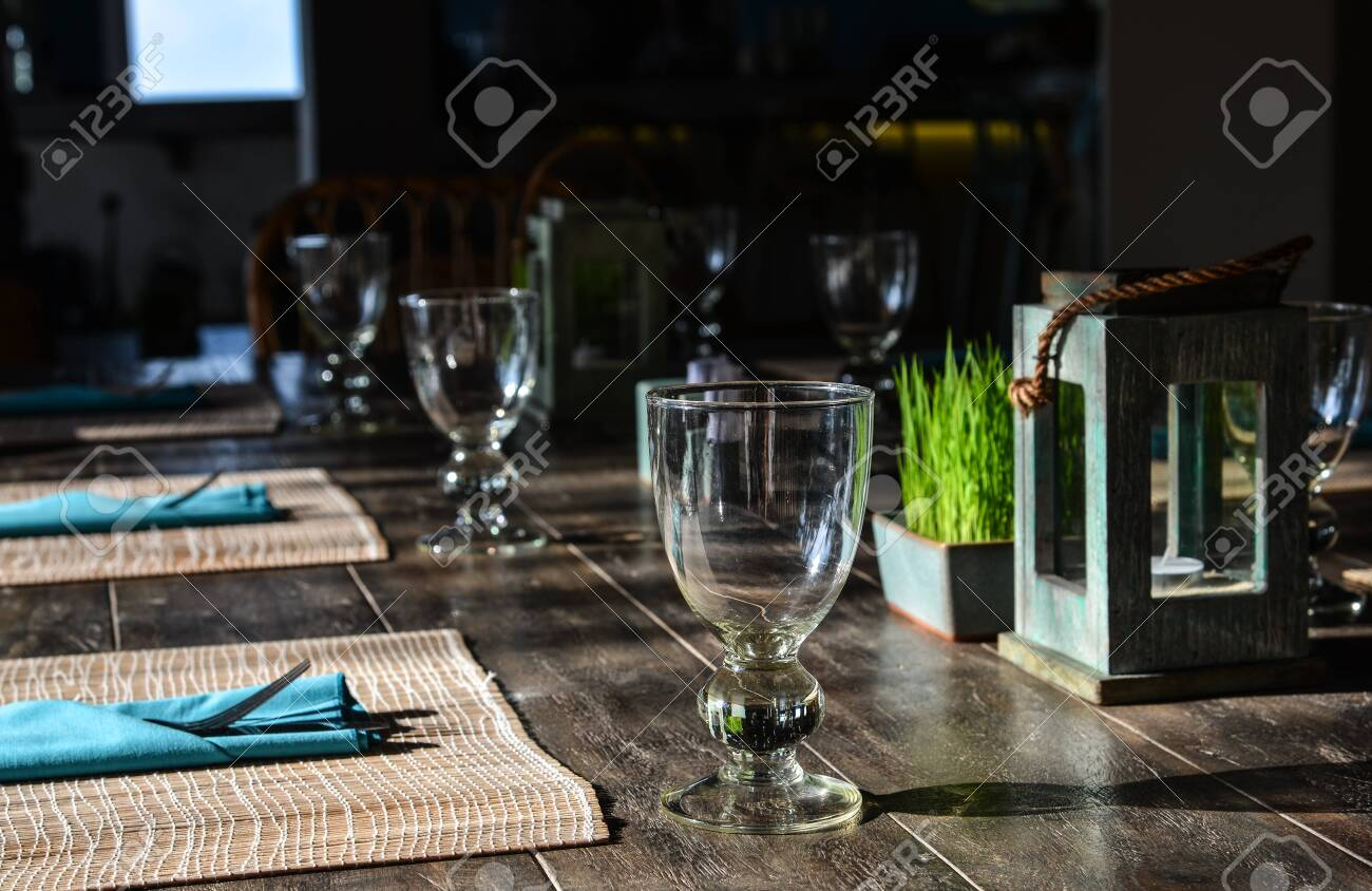 Outdoor Furniture In The Luxury Restaurant Tables And Chairs Stock Photo Picture And Royalty Free Image Image 124279395