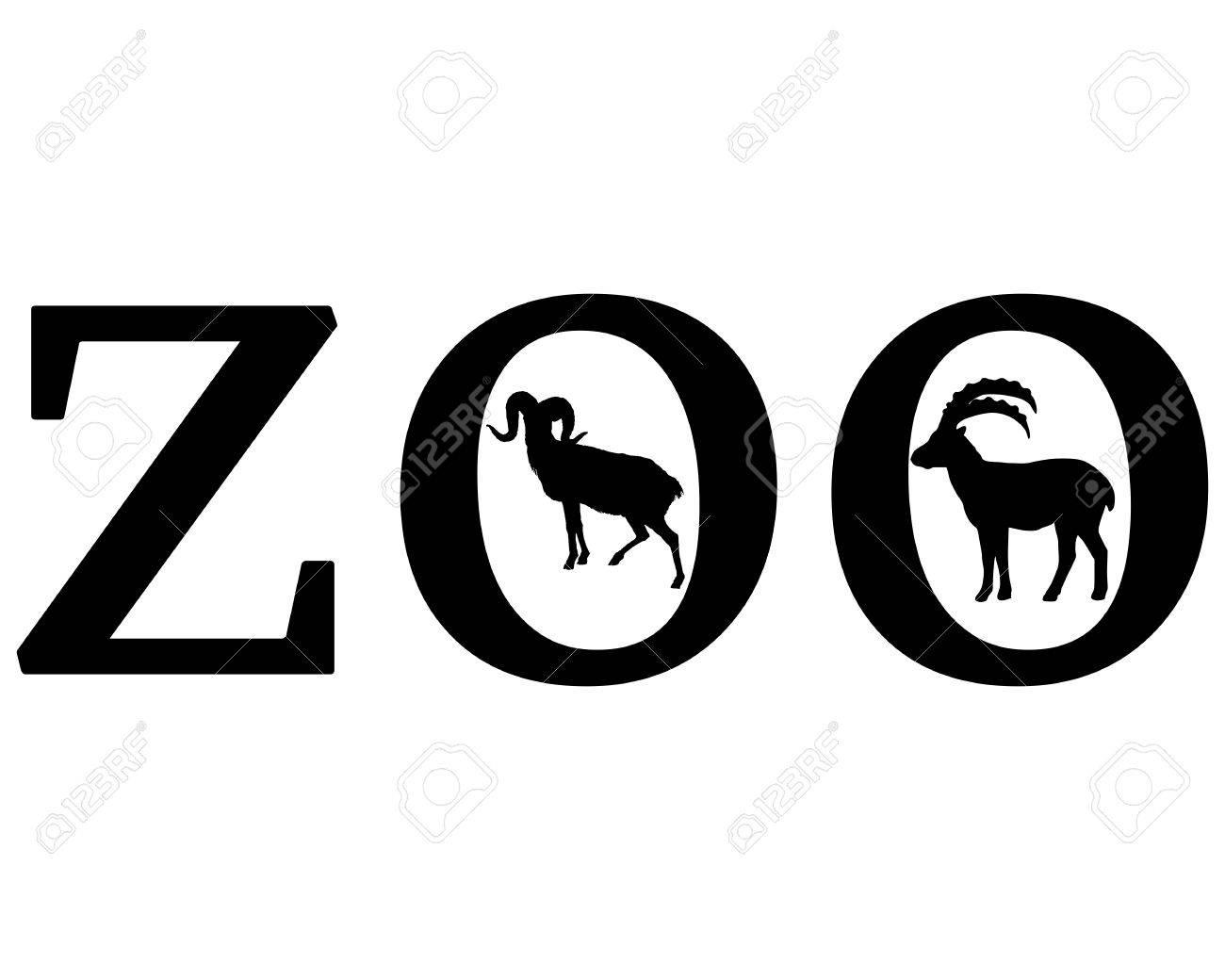 Zoo animals Stock Vector - 9348633