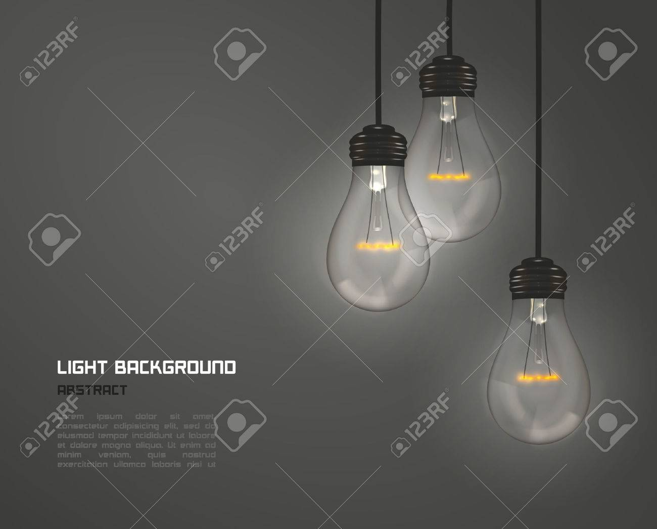 Creative design of nature lamps - 52544565