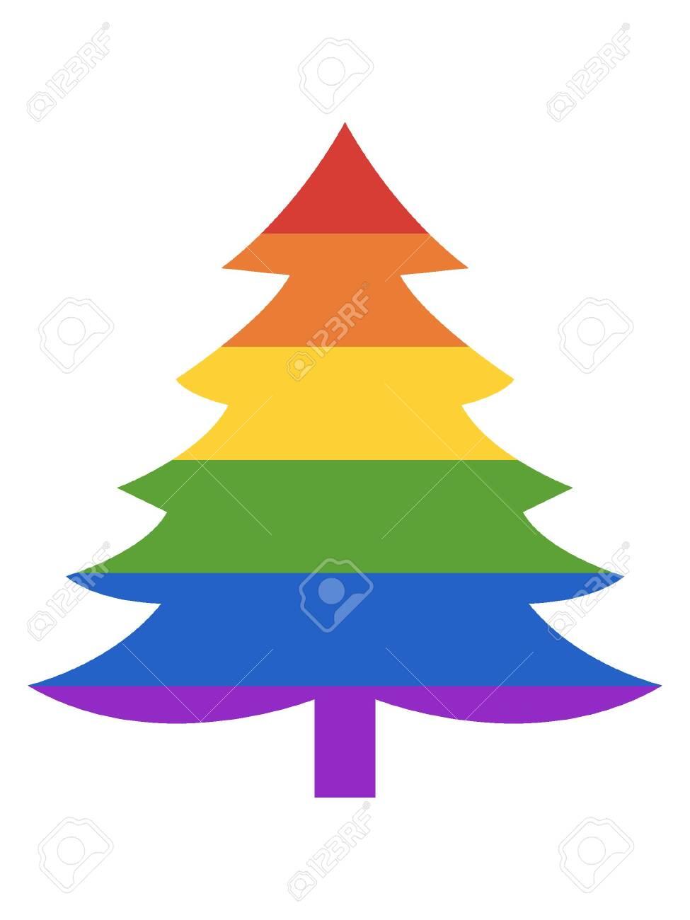 Gay Christmas Tree - 132264305
