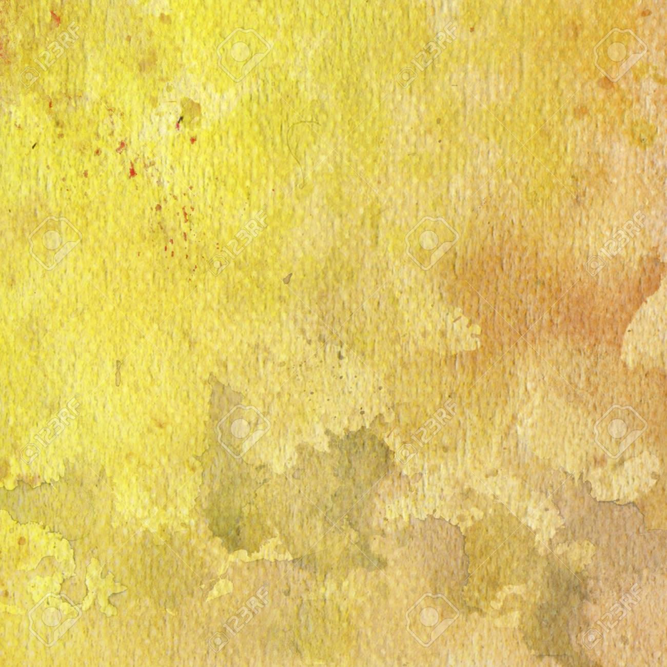watercolor raster background  blots texture Stock Photo - 18969271