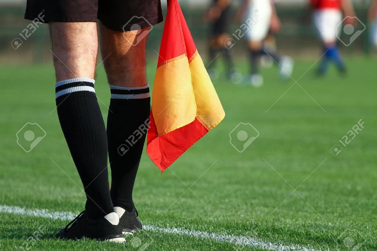 Soccer referee - 17689134