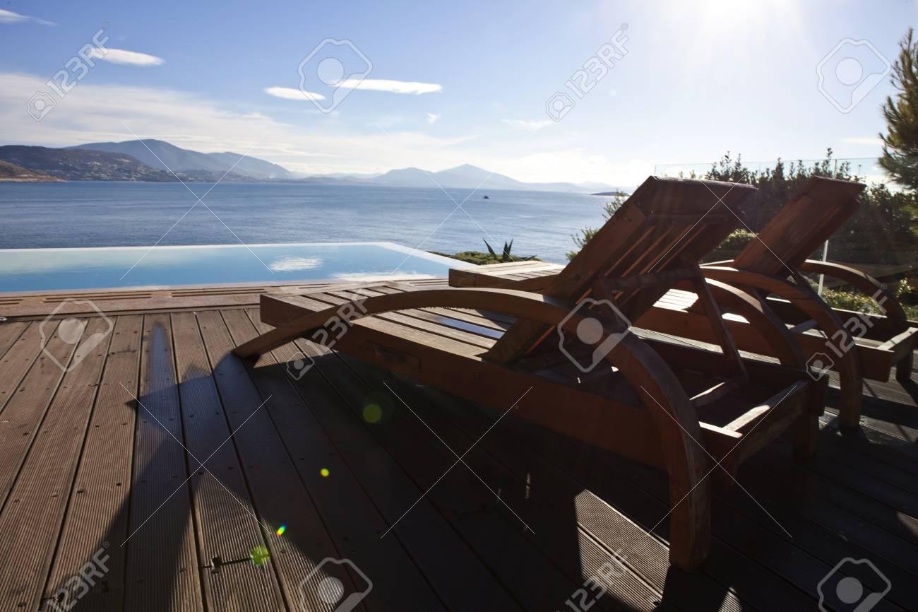 Island Villa Stock Photo - 24693780
