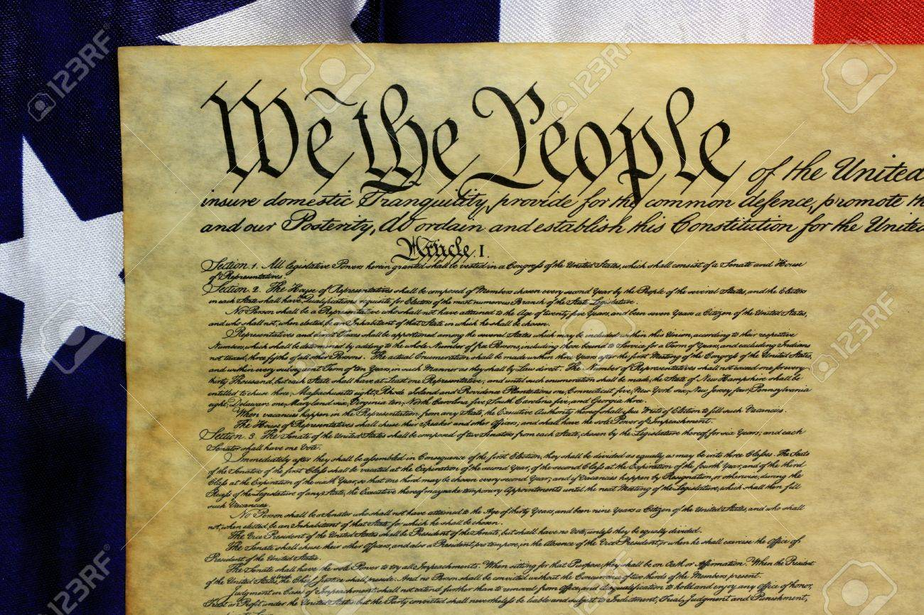 What Year Was The Constitution Written