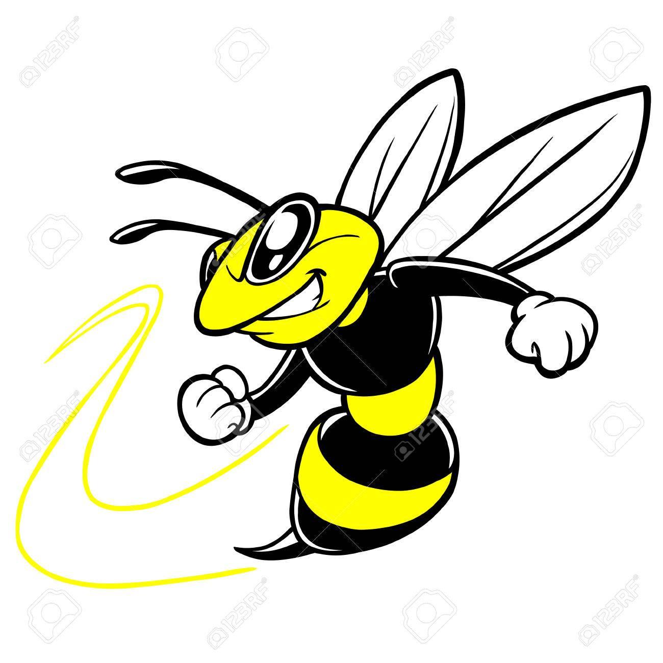 Bee Team Mascot - 57278640