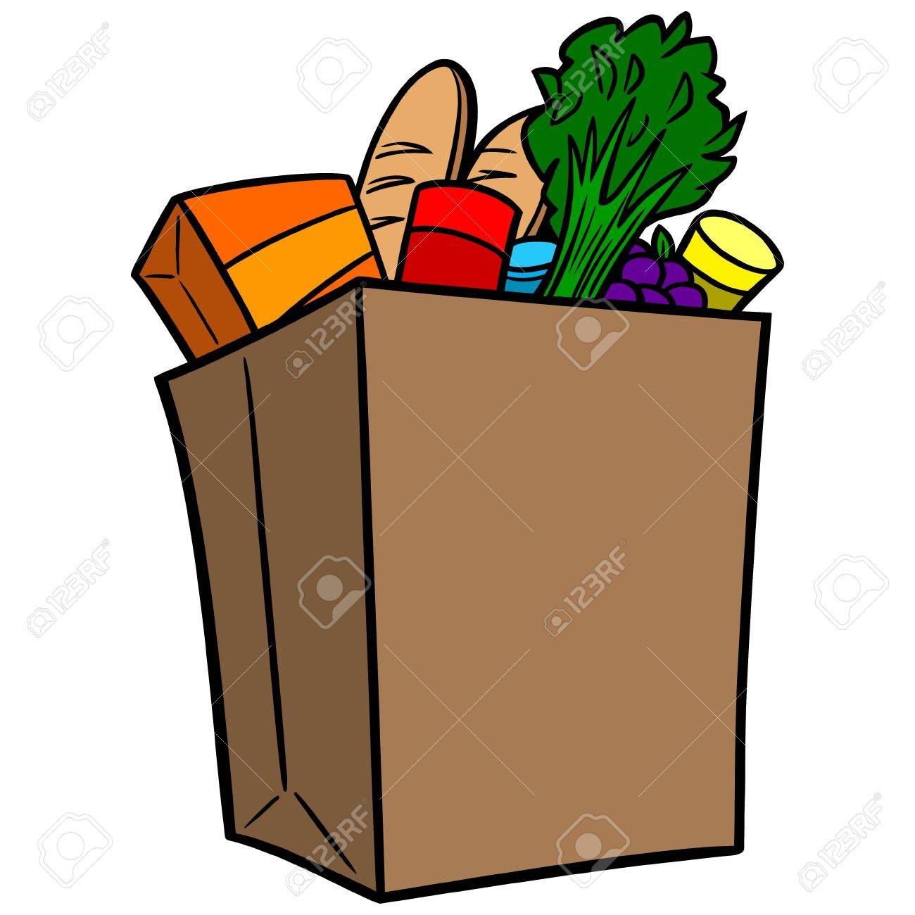 Grocery Bag - 57535367