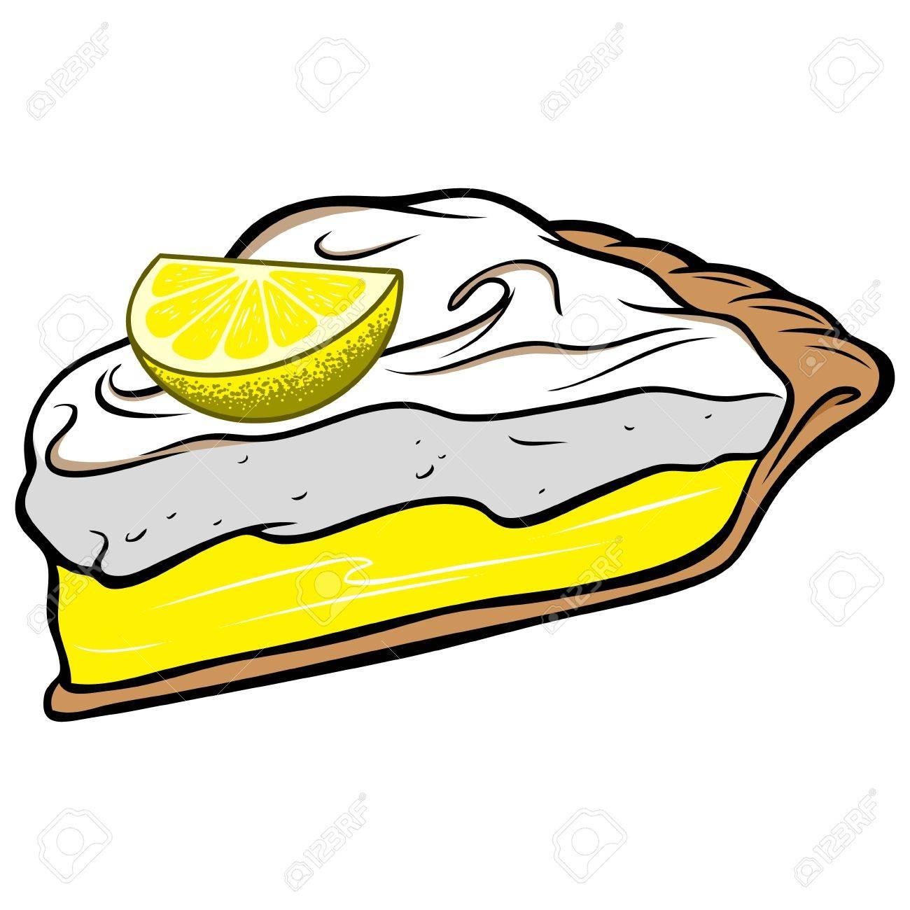 Lemon Meringue Pie - 57677935