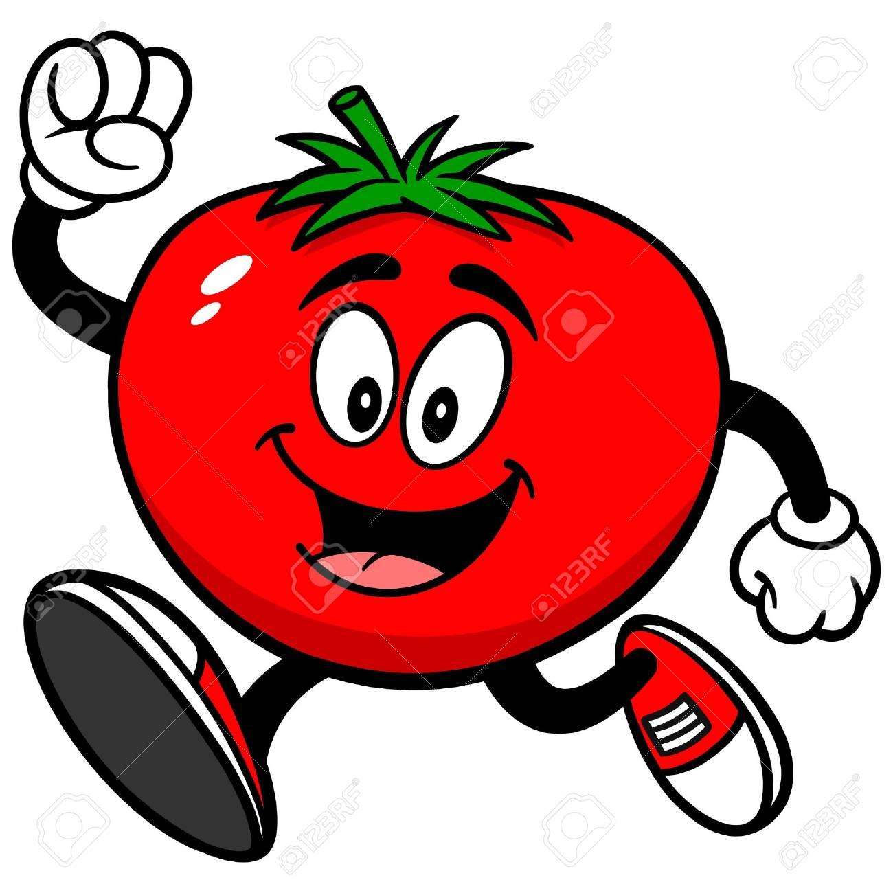 Tomato Running - 57935700