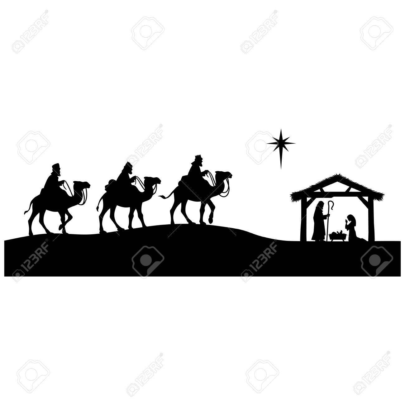 Nativity Abstract - 63119268