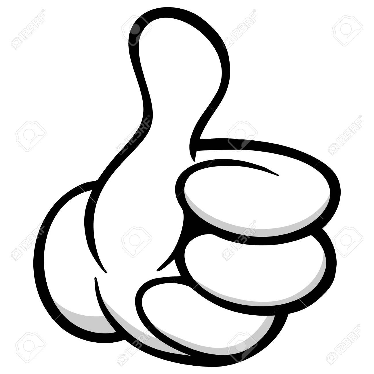 thumbs up cartoon hand royalty free cliparts vectors and stock illustration image 79987140 thumbs up cartoon hand