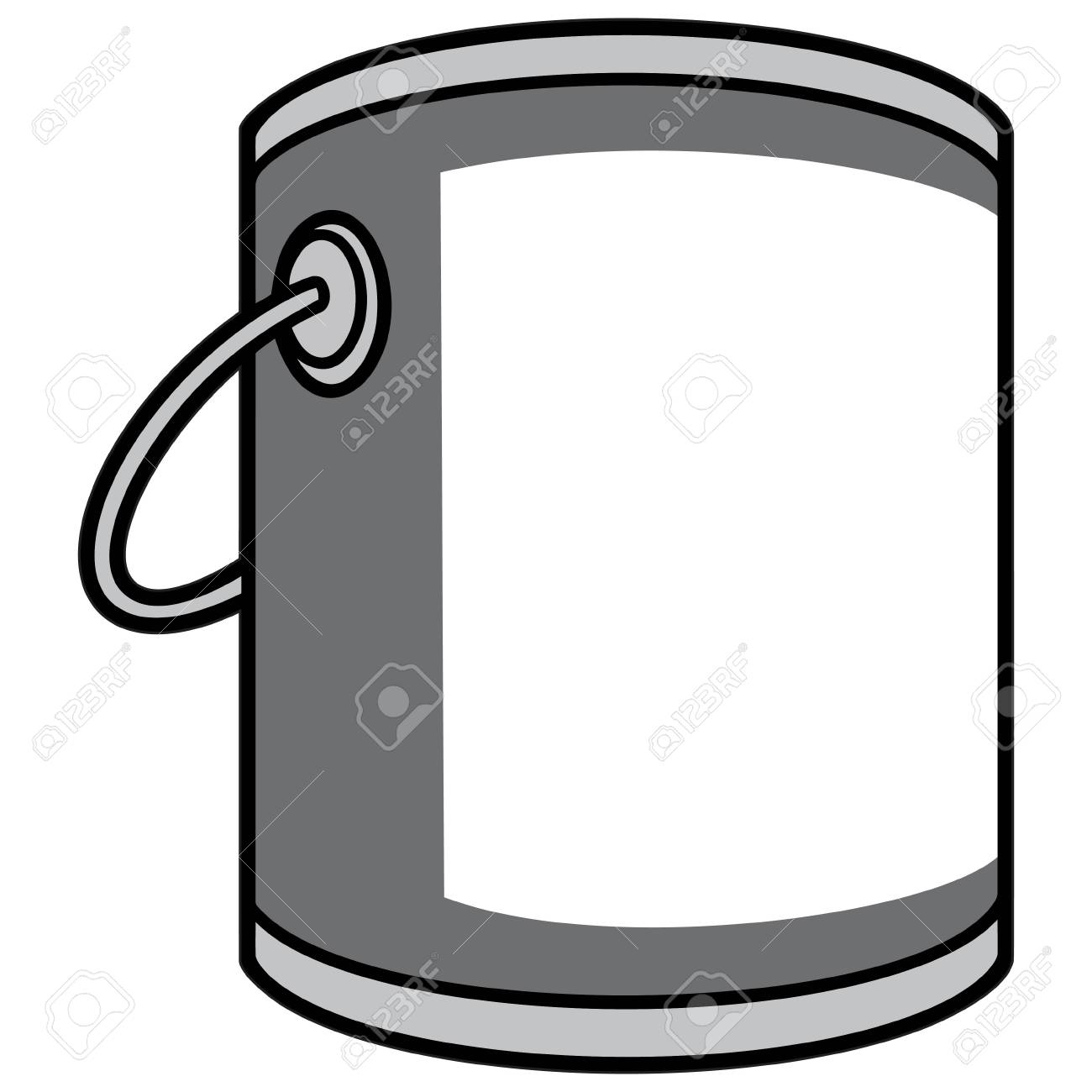 Paint Bucket Illustration Royalty Free Cliparts Vectors And Stock Illustration Image 88254139