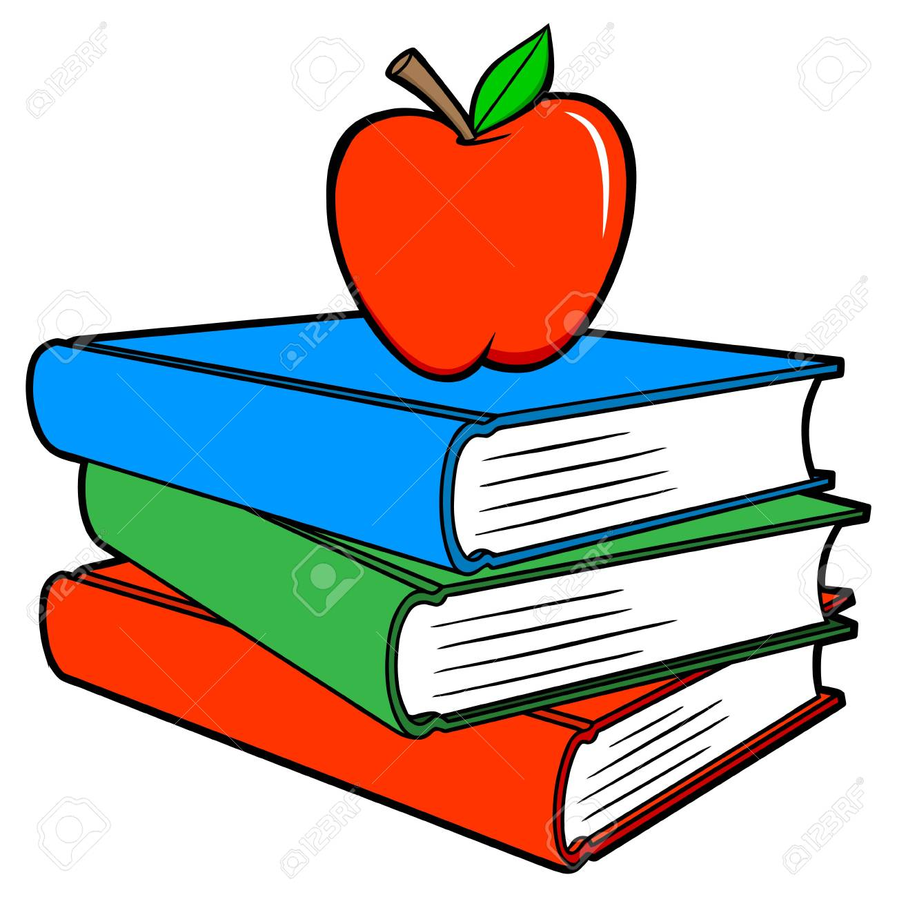 Image result for books cartoon