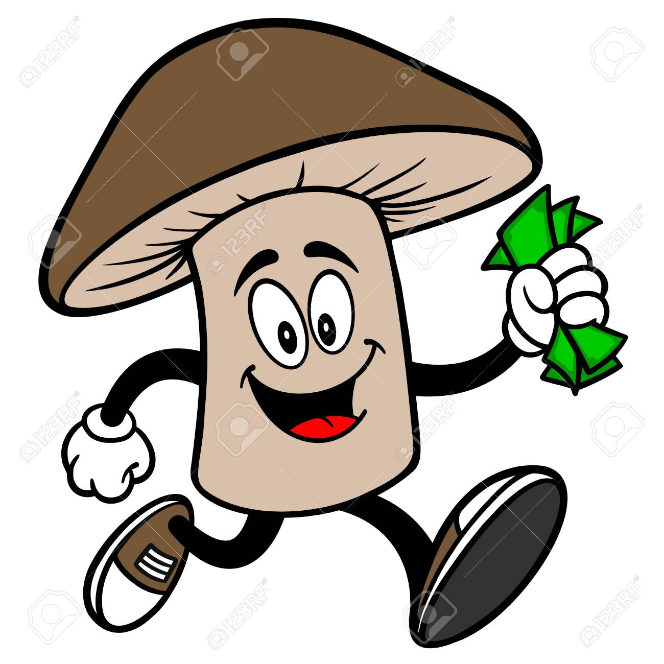 Electrical Hair Clipper Mascot Running With Money - A Vector.. Royalty Free  Cliparts, Vectors, And Stock Illustration. Image 120067352.