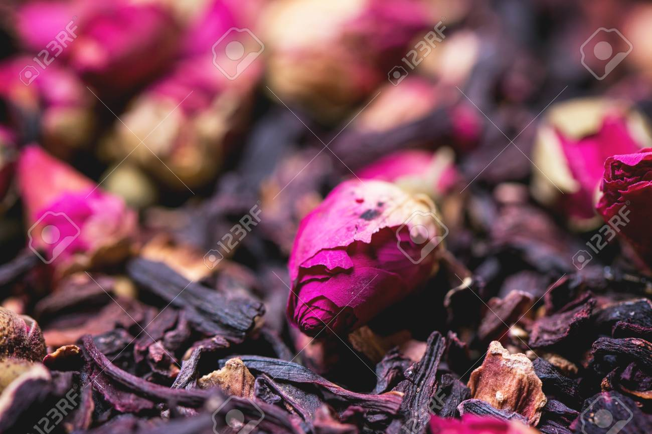 Heap of tea roses and dried hibiscus flower stock photo picture and heap of tea roses and dried hibiscus flower stock photo 30725471 izmirmasajfo