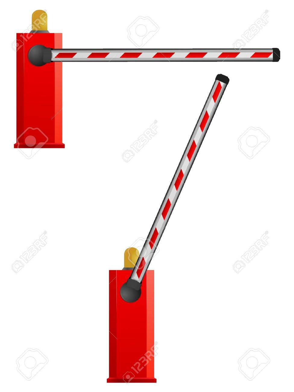 Vector barrier - 11908383